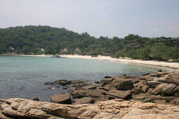 Ao Kiu beach is one of the most southern beaches of Ko Samet | Ko Samet | Thailand