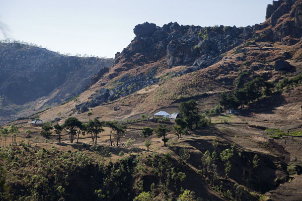 Farms at the foot of Mount Ramelau | Mount Ramelau | Timor-Leste