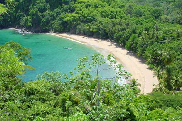 Picture of Englishman's Bay beachTobago - Trinidad & Tobago