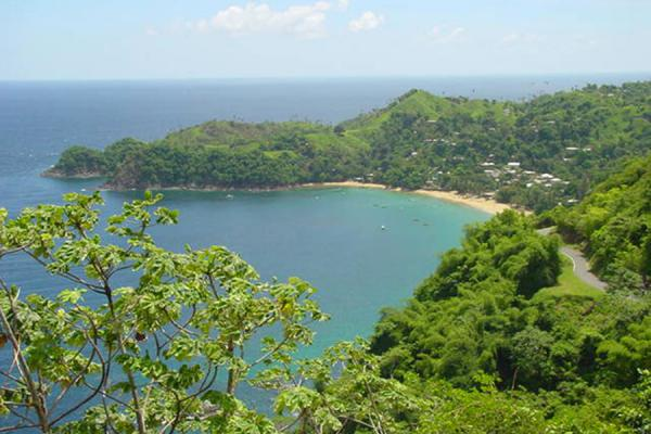 Castara Bay | Tobago Beaches | Trinidad & Tobago