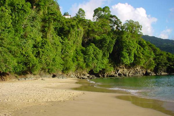 Pirate Bay | Tobago Beaches | Trinidad & Tobago