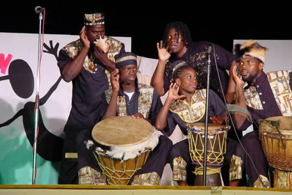 Listening to the music | Tobago Heritage Festival | Trinidad & Tobago