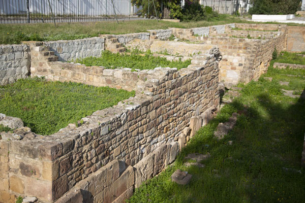 The Magon quarter of Carthage | Roman Carthage | 突尼西亚