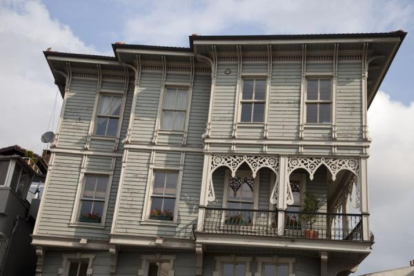 Picture of Wooden house in ArnavutköyIstanbul - Turkey