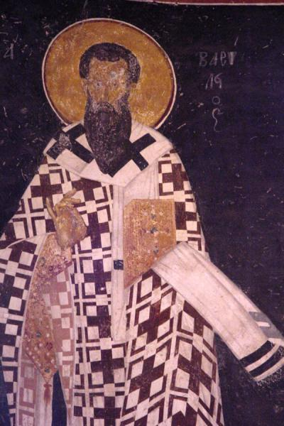 Picture of Chora Museum (Turkey): Saint depited in Chora museum, Istanbul