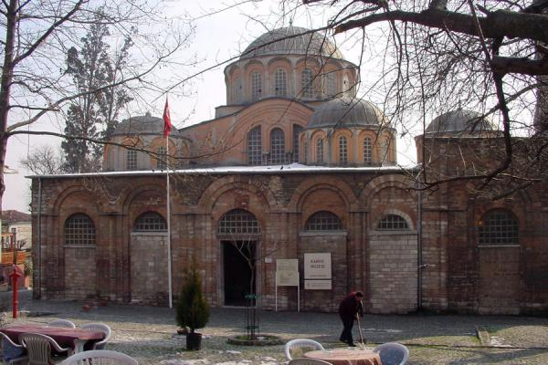 Picture of Chora Museum (Turkey): Chora museum from outside, Istanbul