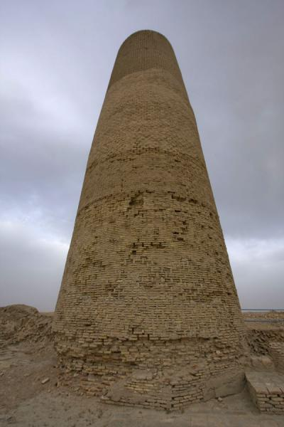 Picture of Dekhistan (Turkmenistan): Minaret of Dekhistan