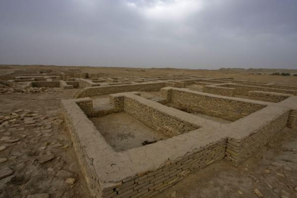 Picture of Dekhistan (Turkmenistan): Ruins of Dekhistan