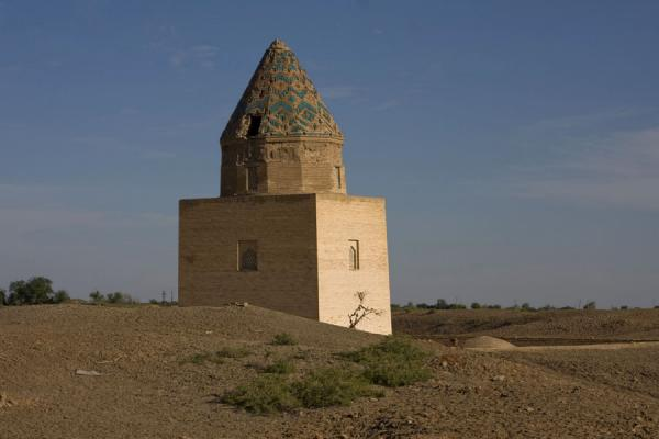 Foto van Mausoleum of Il-ArslanKunya-Urgench - Turkmenistan