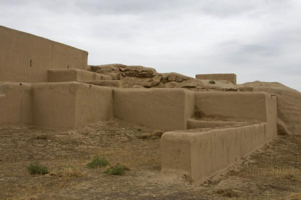 Picture of Part of the ruins of NisaNisa - Turkmenistan