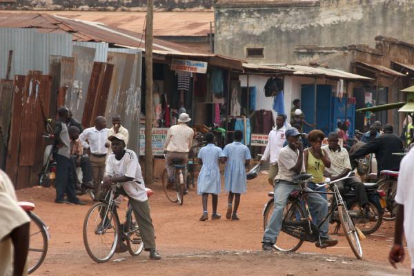 Streetscene in Uganda | Uganda people | Uganda