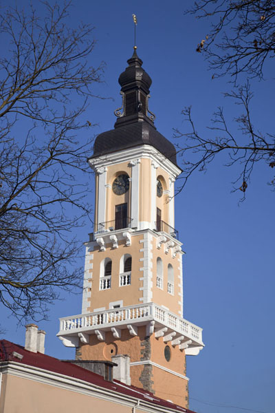 The City Hall tower of Kamyanets-Podilsky | Vieille ville de Kamyanets-Podilsky | Ukraine