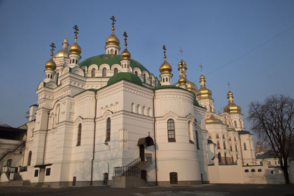 Foto di The Refectory Church of St. Antoniy and St. Feodosiy - Ucraina - Europa