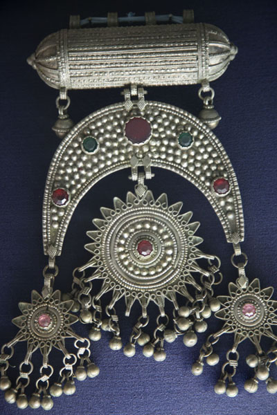Photo de Jewellery on display in the museumAl Ain - Emirats Arabes Unis