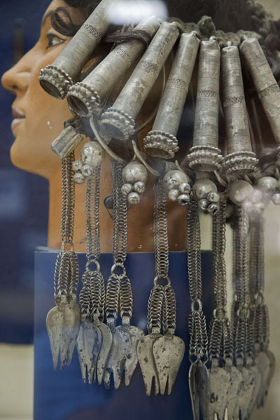 Photo de Jewellery for a woman on display in the museumAl Ain - Emirats Arabes Unis