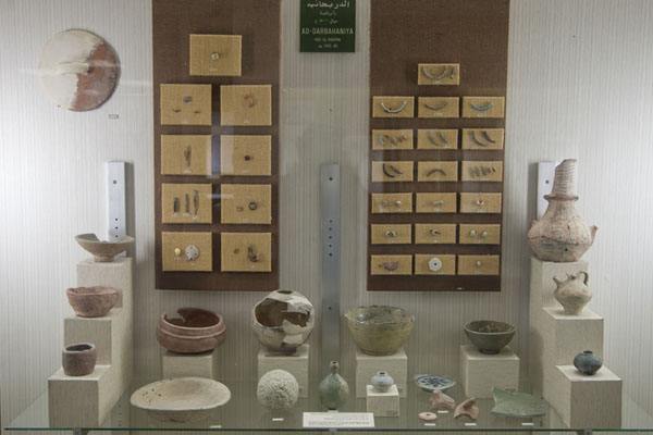 Photo de Finds from Ad-darbahaniya, Ras ul Khaima, around 1500 CEAl Ain - Emirats Arabes Unis
