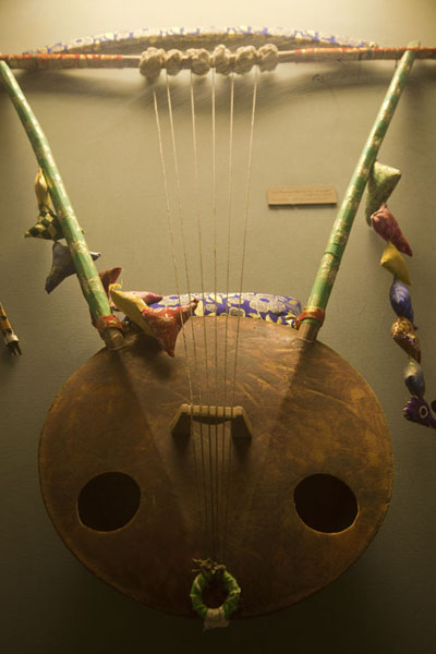 Traditional instrument | Dubai Museum | United Arab Emirates