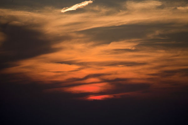 Foto de Sunset seen from near the top of Jebel HafeetAl Ain - Emiratos Arabes Unidos
