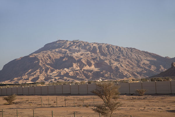 Photo de The mountain seen from a distanceAl Ain - Emirats Arabes Unis