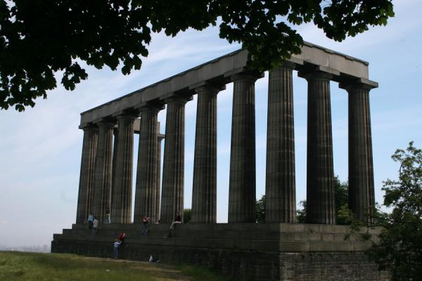 Acropolis on Calton Hill, Edinburgh | Calton Hill | United Kingdom