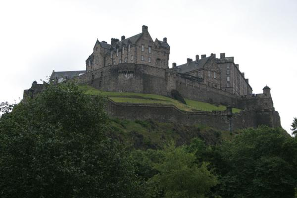 Picture of Edinburgh Old Town