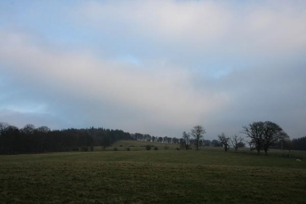 Photo de Undulating landscape near Loch LomondBalloch - le Royaume-Uni