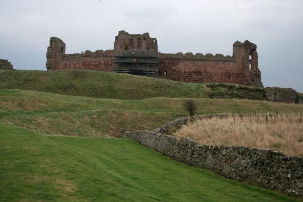 Picture of Tantallon Castle