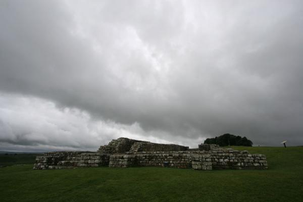 Picture of Vercovicium Roman Fort