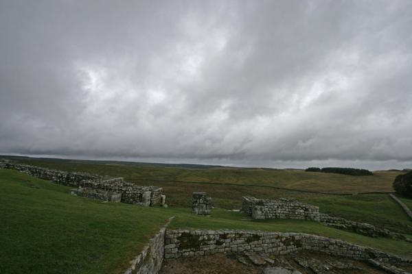 Picture of Remains of the North Gate of VercoviciumHousesteads - United Kingdom