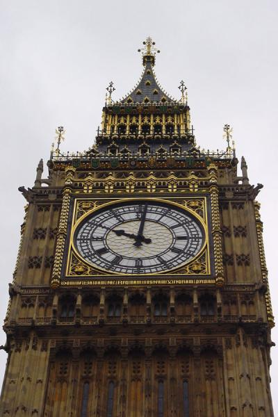 Picture of Westminster (United Kingdom): Big Ben - Westminster - London