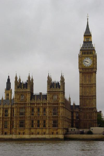Picture of Big Ben - Westminster - London