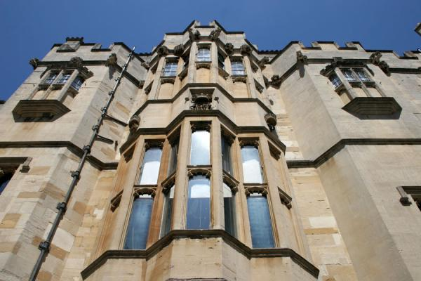 Picture of Windsor Castle (United Kingdom): View towards the sky over buildings of Windsor Castle