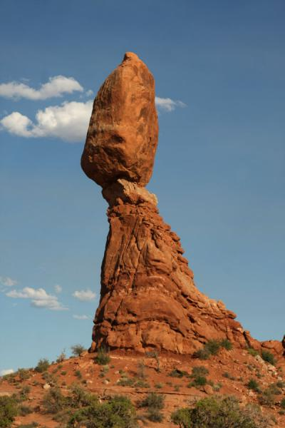 Balanced Rock | Arches National Park | United States
