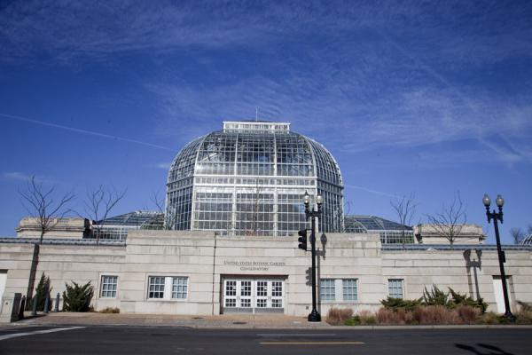 Picture of Capitol Hill (U.S.A.): US Botanic Garden building