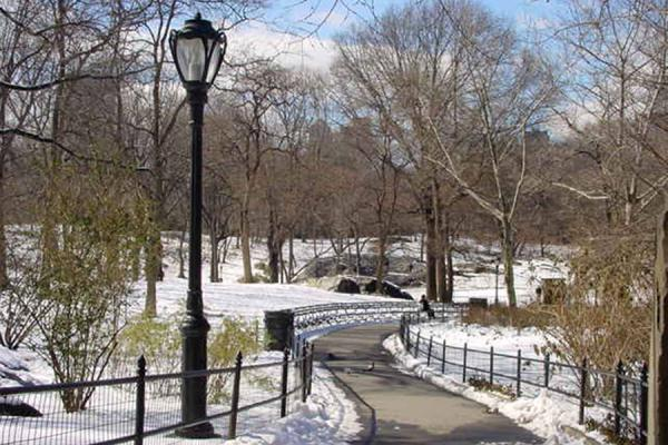 In many parts, the park is romantic. | Central Park | U.S.A.
