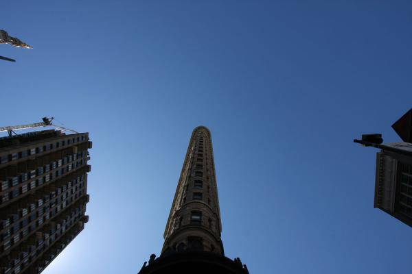 Flatiron Building  seems small seen from up front | Flatiron Building | U.S.A.