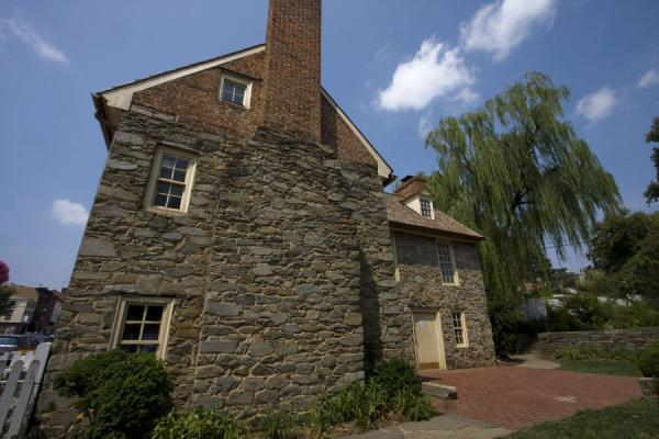 Old Stone House, the oldest standing house in Washington, DC | Georgetown | U.S.A.