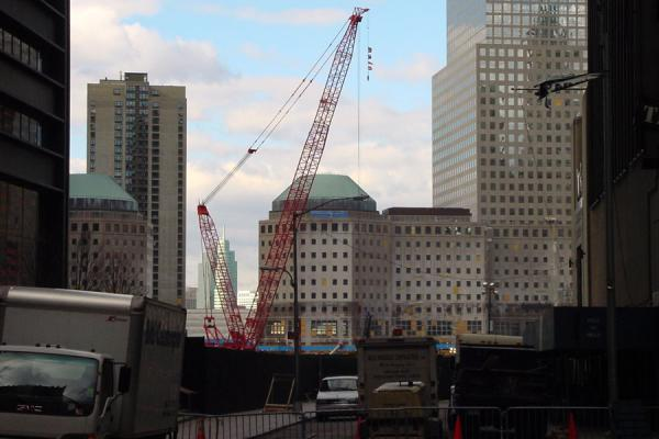 Still sorting out the ruins | Ground Zero WTC New York | U.S.A.