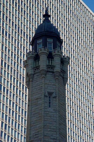 Watertower at Watertower Place | Magnificent Mile | U.S.A.