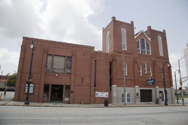 Ebenezer Baptist Church, called his