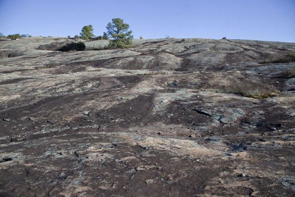 Picture of Mount Arabia Nature Preserve (U.S.A.): The granite landscape of Mount Arabia