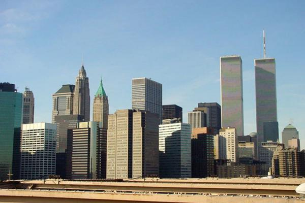 Integral part of the South Manhattan skyline | World Trade Center NYC | U.S.A.