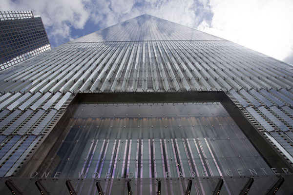 Looking up One World Trade Center | One World Trade Center | U.S.A.