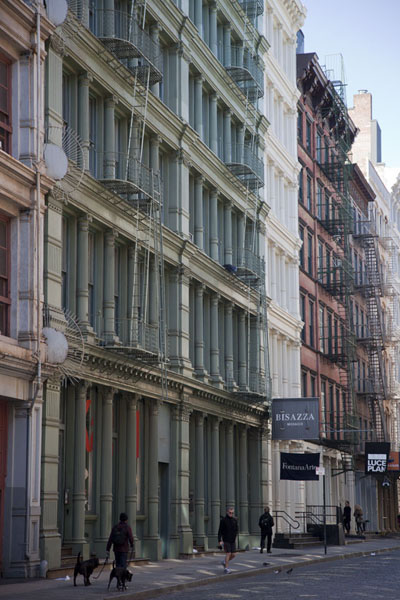 Picture of Streetview in Soho