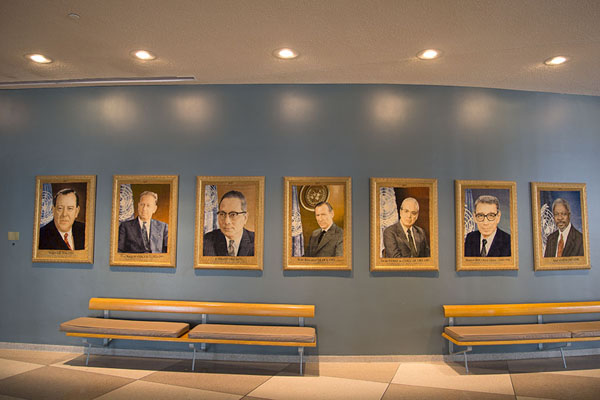 The Secretary-Generals of the United Nations | United Nations Headquarters | U.S.A.