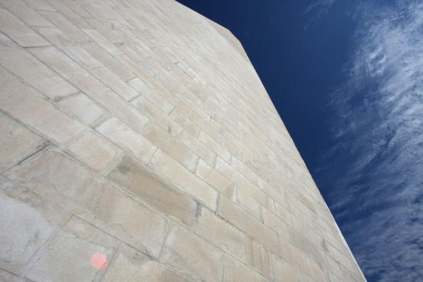 Washington Monument seen from below | Washington Monument | U.S.A.