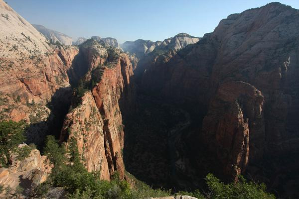 Picture of View from Angels Landing
