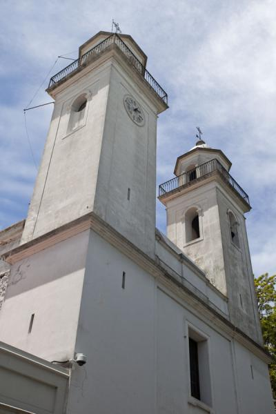 Iglesia Matriz seen from below | Colonia del Sacramento | 乌拉圭