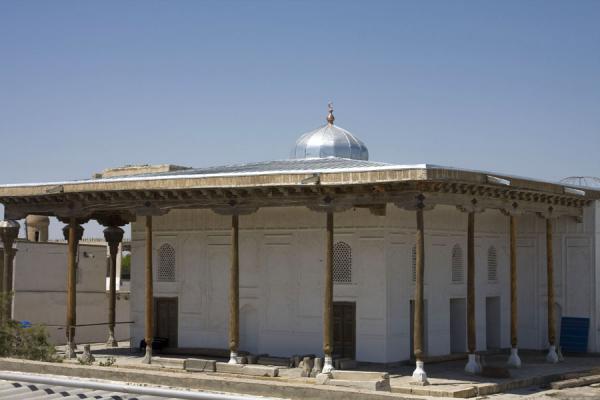 The Juma mosque inside the Ark | Bukhara Ark | Uzbekistan