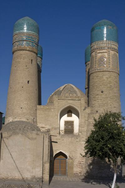 Picture of Char Minar (Uzbekistan): Char Minar seen from the western side